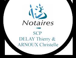 SCP DELAY Thierry et ARNOUX Christelle logo